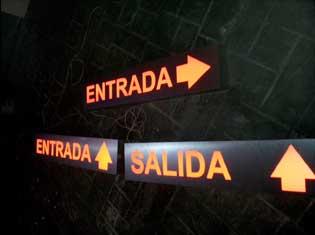 Letreros Luz