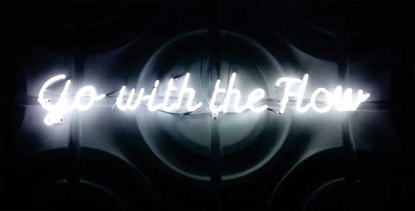 luz neon