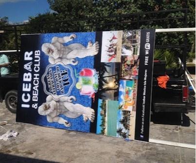 Letreros De Vinil Cancun