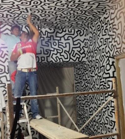 Vinil Muro Interior Playadelcarmen